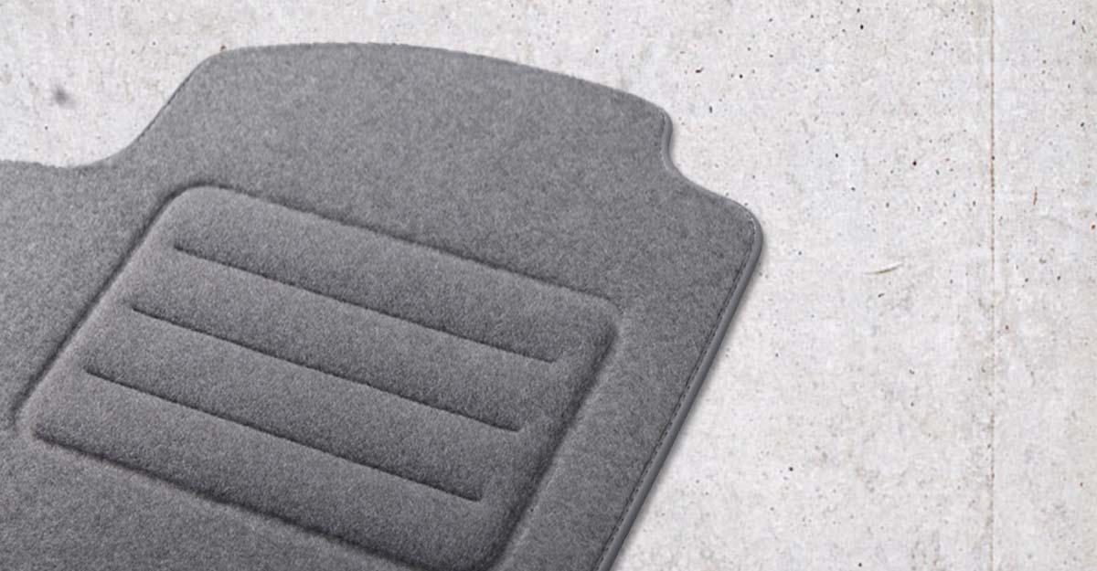 Wzmocnienie dywanika kierowcy